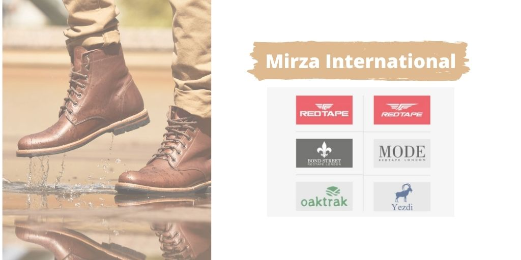 Brand Story Mirza International