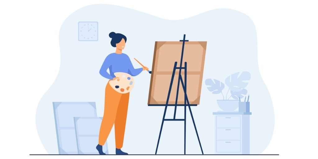 Where & How To Sell Art Online?
