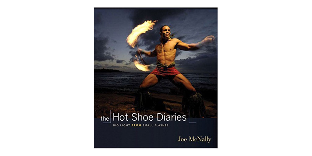 The Hot Shoe Diaries photography book