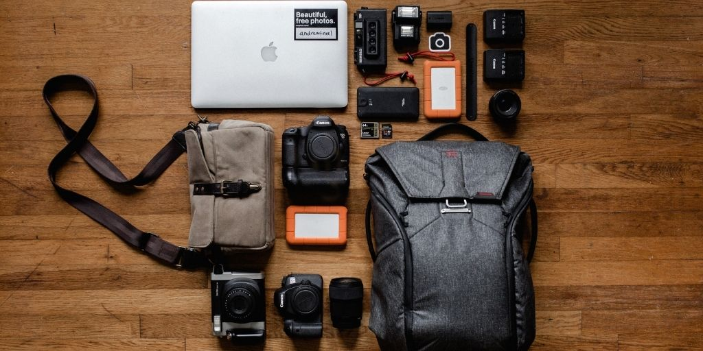 Bags Photography Tips