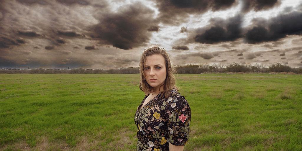 Fashion Photography - Black Cloud Mistake