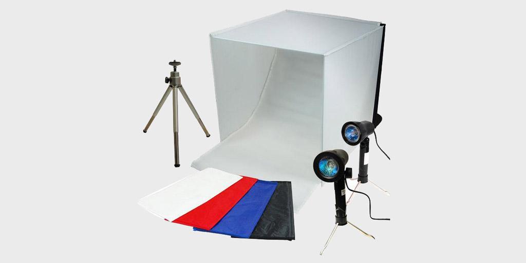 Limostudio Table Top Studio Lighting Box Tent Kit