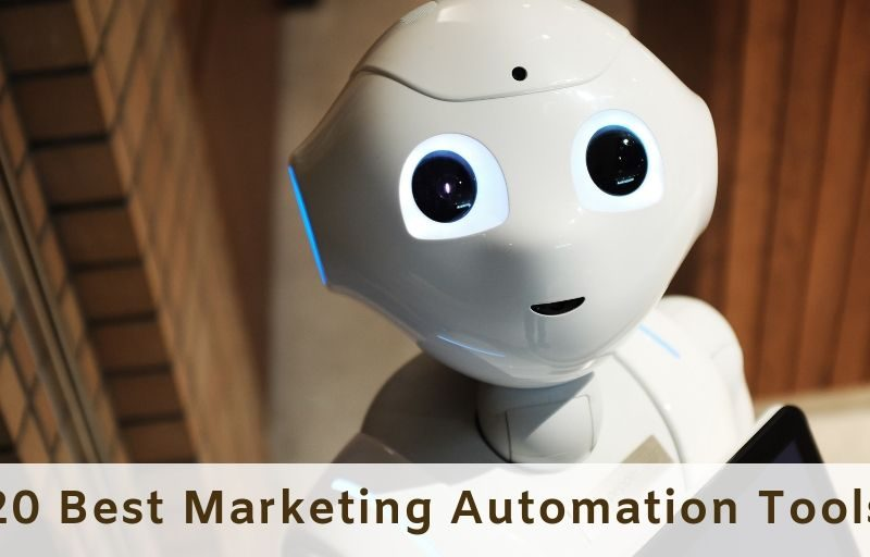 20 Simple & Remarkable Marketing Automation Tools to Increase Engagement