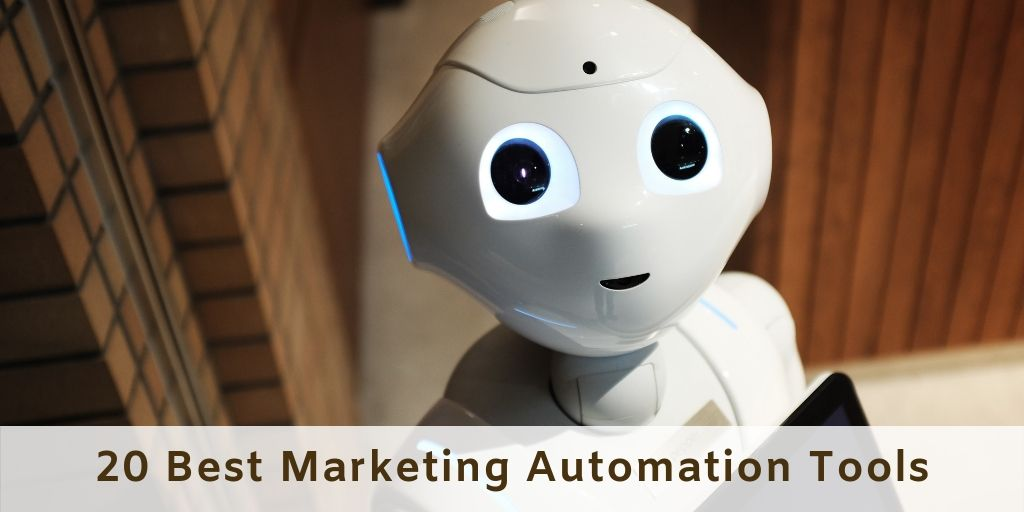 20 Simple & Remarkable Tools to Engage for Marketing Automation!
