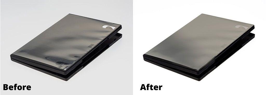 product photo retouching