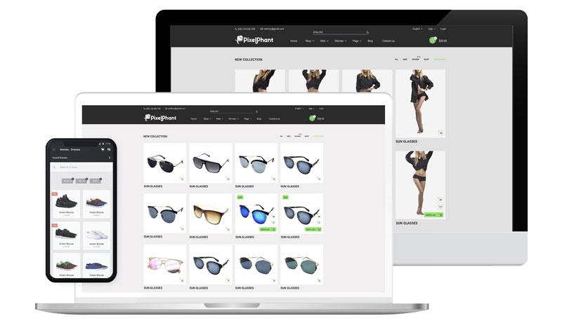 Product photography rule for Amazon, eBay, and Rakuten