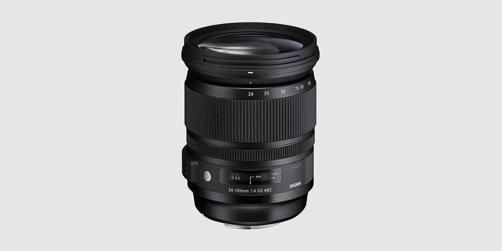 Sigma 24-105 mm f/4.0 DG HSM ART