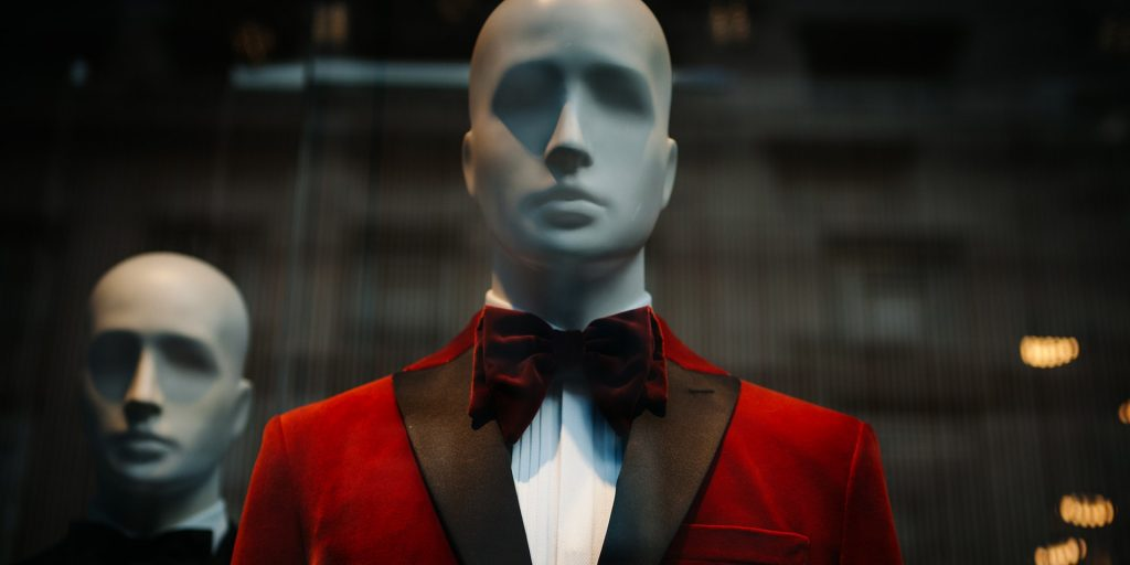 3D Ghost Mannequin